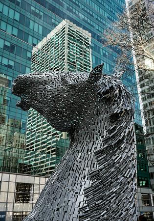 Bryant park sculpture