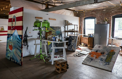 Artist Space Red Hook Brooklyn