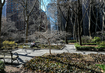 Tudor City  Park View