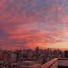 New York City Sunset No. 5 - The Rooftops of the World