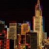 Chrysler Building - New York City Skyline At Night