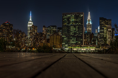 View of Manhatta