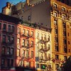 Echoes of the Past - Upper West Side New York