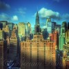 View From My Window - Magnificent Skyline of New York