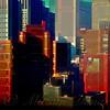 Skyline of New York - City Blocks Series