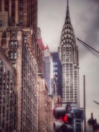 Silver Majesty - Chrysler Building New York