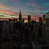 New York Lights - Colors of Sunset