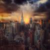 City Splendor - Sunset in New York