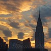 Incredible Sunset No. 3 -  New York City Skyline