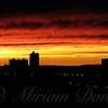 Monument Valley New York - New York City Sunset
