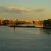 Roosevelt Island at Golden Hour