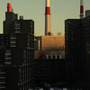 Smokestacks - New York City Skyline