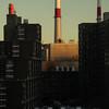 Smokestacks - New York City Skyline