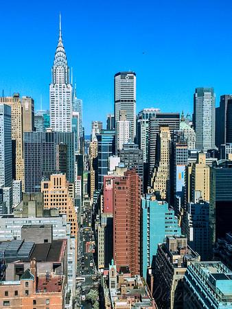 Midtown Matinee - Skyline of New York