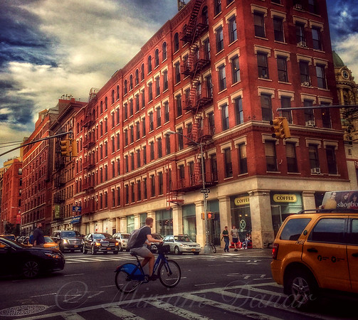 Streets of New York - Downtown