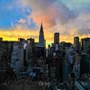 The Colors of New York - Chrysler Building at Dusk