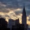 Incredible Sunset No. 2 -  New York City Skyline