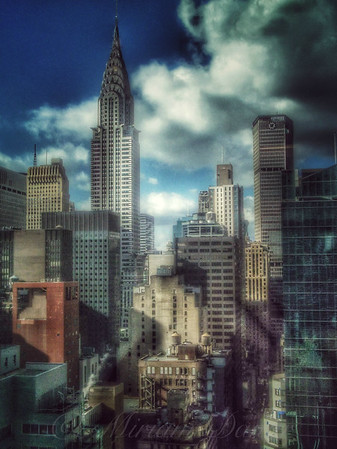 Rise Above - Chrysler Building New York