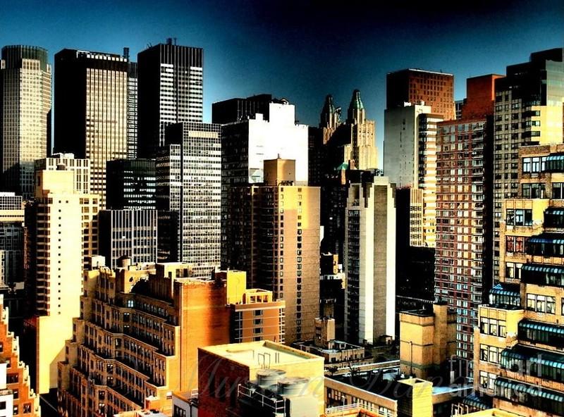 Canyonlands - New York Skyline