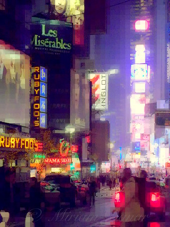 Futuropolis - A Futuristic View of New York City