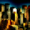 New York Skyline 4 - City Blocks Building Blocks Series