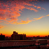 New York City Sunset No. 4 - Upper West Side