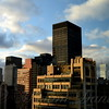 Midtown Manhattan with Trump World Tower - New York City Skyline