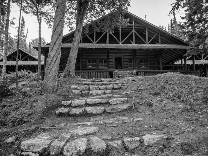 The main lodge at the Great Camp Santanoni.  It's a 5 mile trail, by bike or hike (no cars) to get to the camp.