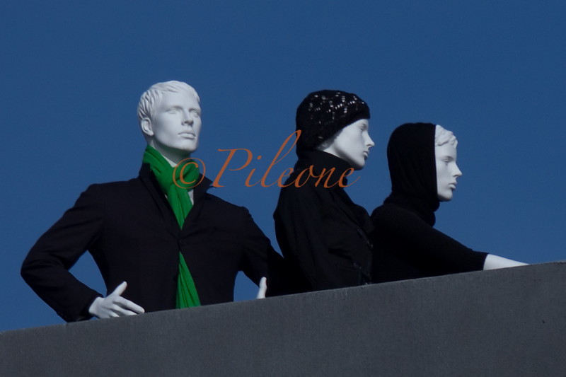 Stoic Mannequins