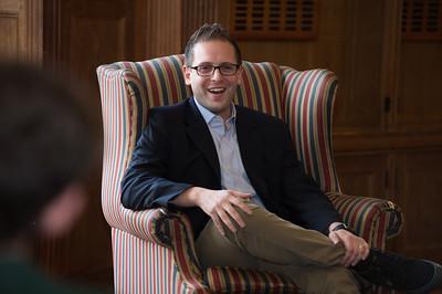 NY Times Sportswriter Zach Schonbrun, Taft Class of '05