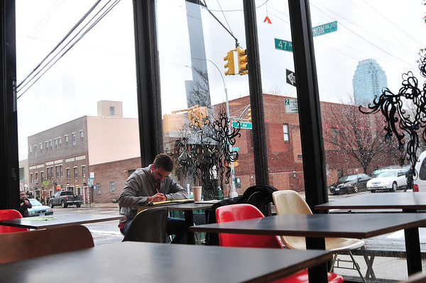 New York Times- Cafe
