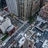 Crossroads of 45th Street and 3rd Avenue