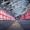 Williamsburg Bridge walking path
