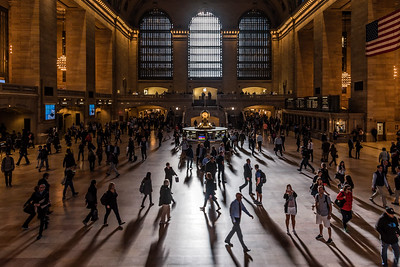 Grand Central Terminal's main concourse