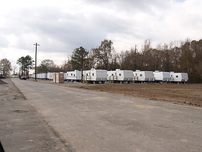 Shaw Trailer Lot