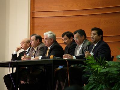 Meeting with Houston Elders