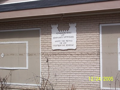 Kingdom Hall Banks