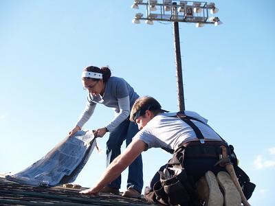 JW Relief Roofing - Team work