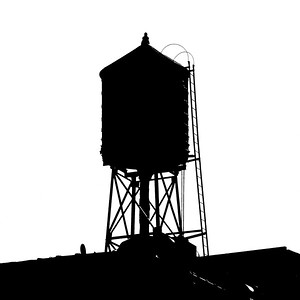 New York water tower 17