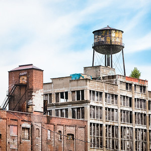 New York Water Towers 18