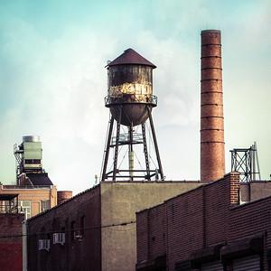 New York Water Tower 19