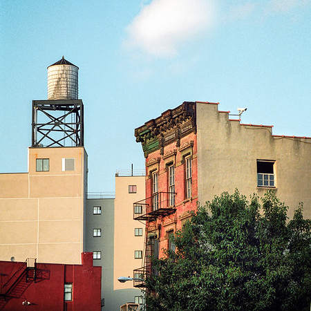 New York City Water Tower 3