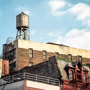 New York City Water Tower 2