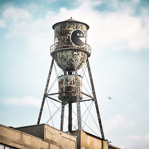 New York Water Towers 9