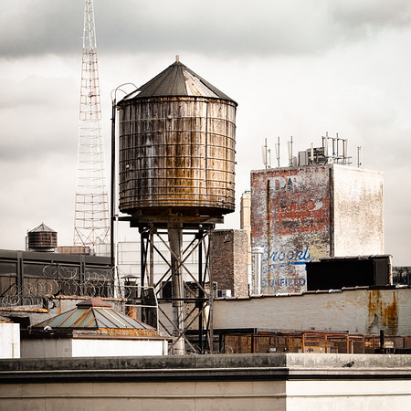 N.Y. water tower 16