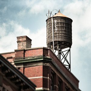 new york water tower 13
