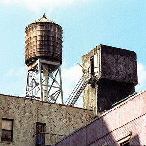 New York water towers 5