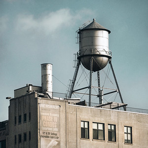 New York water towers 10