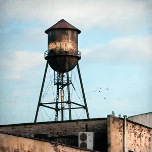New York water tower 7