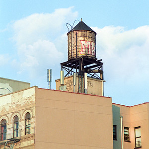 New York City Water Tower 4